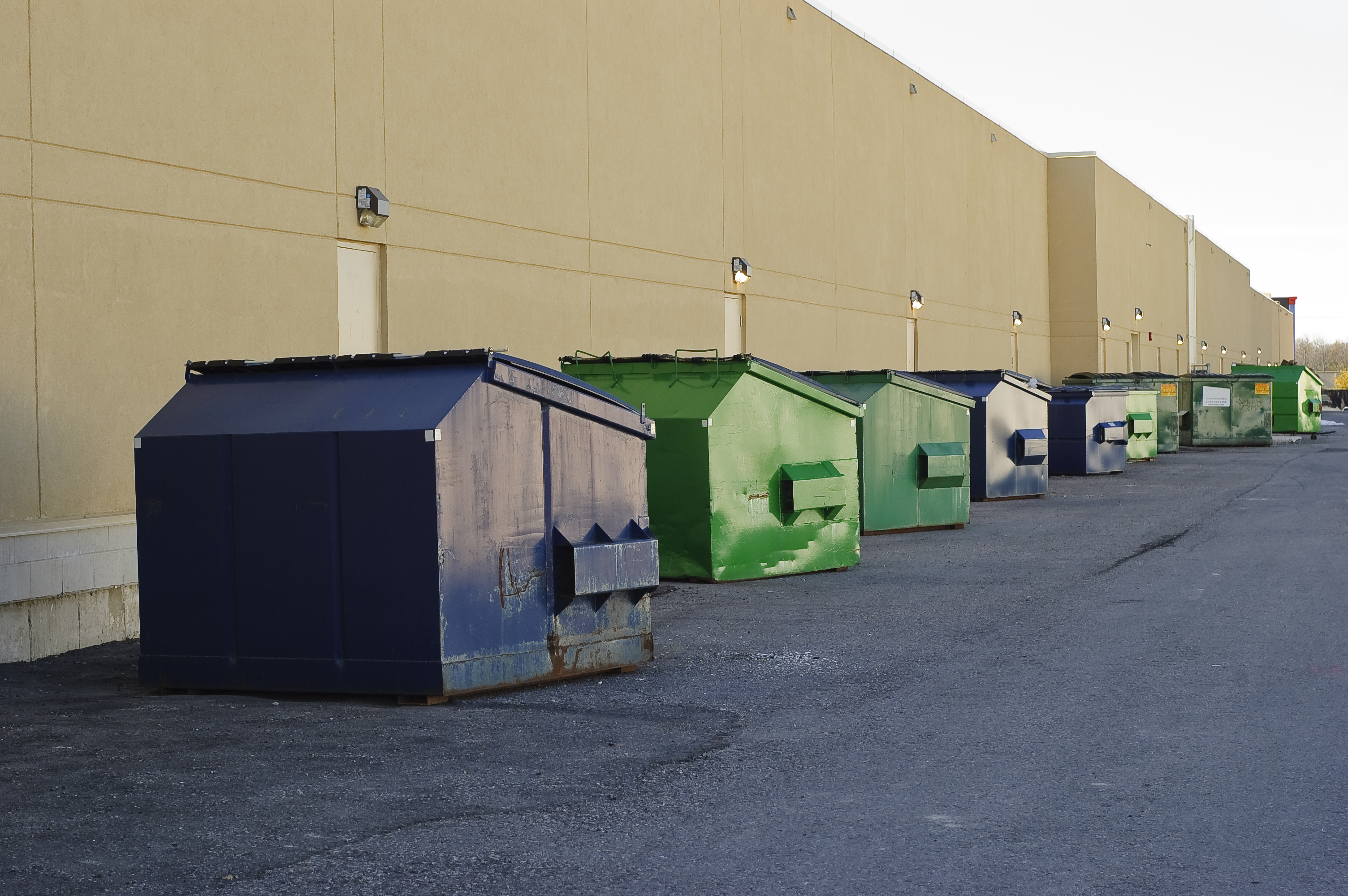 What Size of Dumpsters Do I Need?